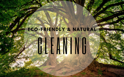 Eco-Friendly & Natural Cleaning