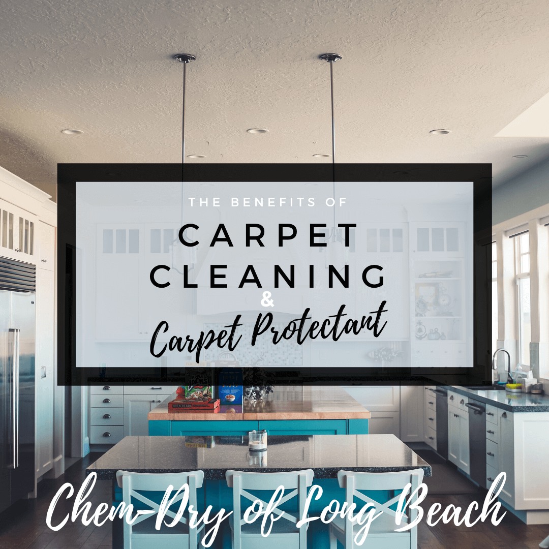 The Benefits Of Carpet Cleaning & Protectant