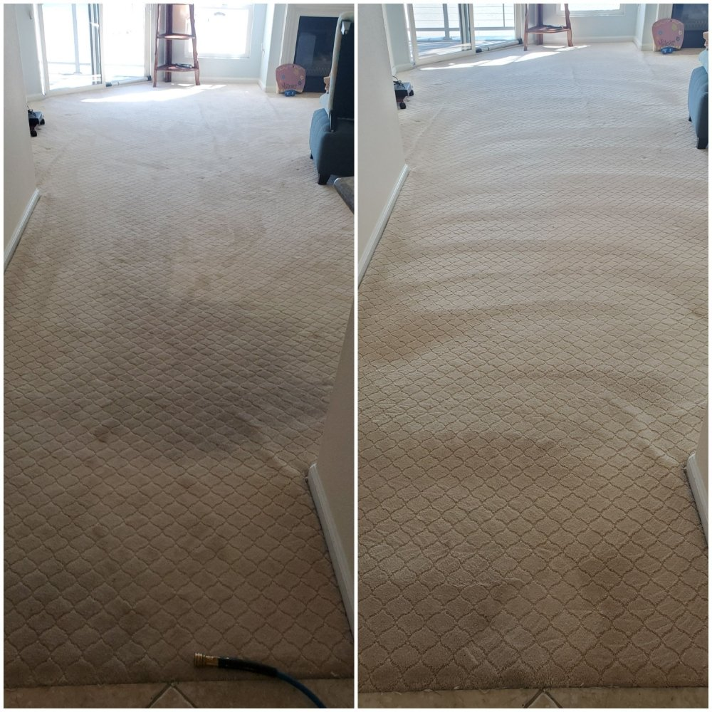 before and after commercial cleaning lakewood ca